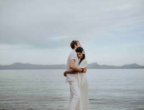 Ein Paar-Shooting von Hochzeitsfotograf Köln Christoph Rücker auf Mallorca